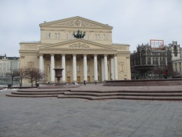 Bolshoi Theatre: Backstage Tour